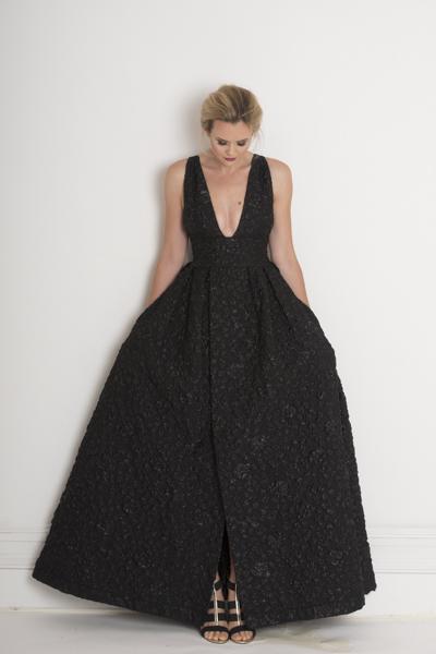 asta long dress